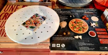 La pierre à pizza COOKUT
