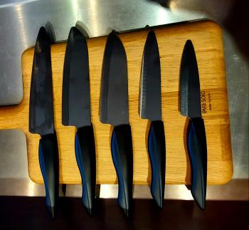 Nos couteaux en céramique KYOCERA garanties à vie !